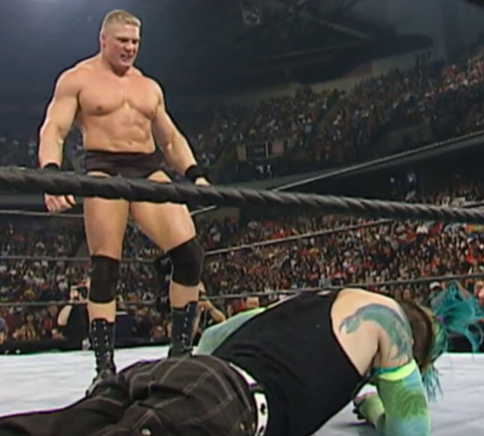 Cotovelando a Ruthless Aggression Era: Backlash de 2002