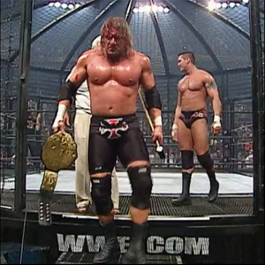 Cotovelando a Ruthless Aggression Era: SummerSlam de 2003