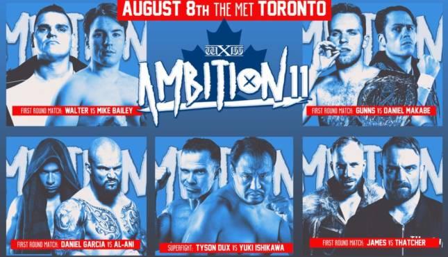WWE confirma indies na Network para sábado