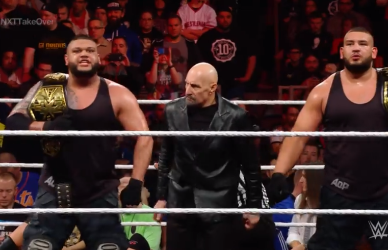 WWE demite Akam e Rezar, os Authors of Pain