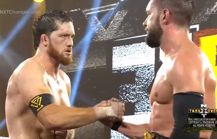NXT TakeOver 31: Bálor vs. O'Reilly; Moon e Storm de volta; Adam Cole atacado