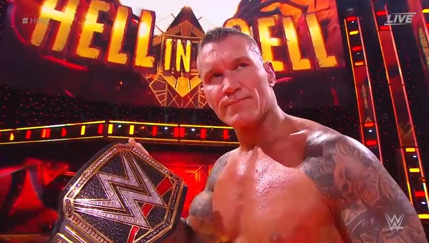 Hell in a Cell 2020: Orton campeão; Sasha vs. Bayley; Miz Mr. MITB; Tucker trai Otis
