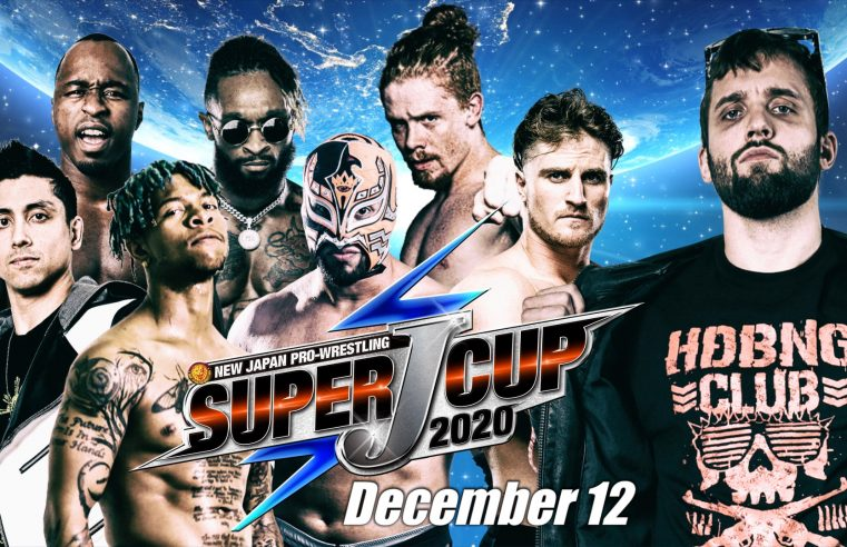 New Japan anuncia Super J-Cup nos Estados Unidos