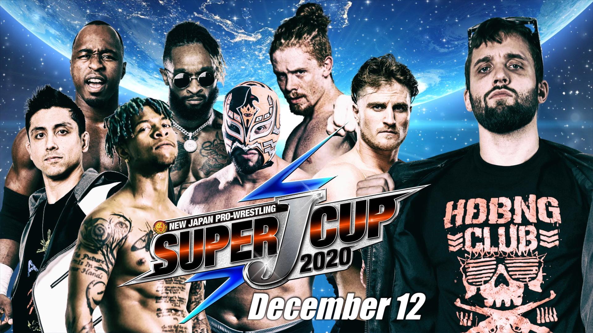 New Japan anuncia Super J-Cup nos Estados Unidos