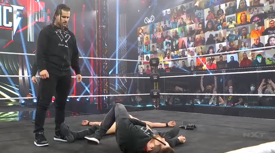 TakeOver Vengeance Day: fim Undisputed Era?; vencedores do Dusty Classic