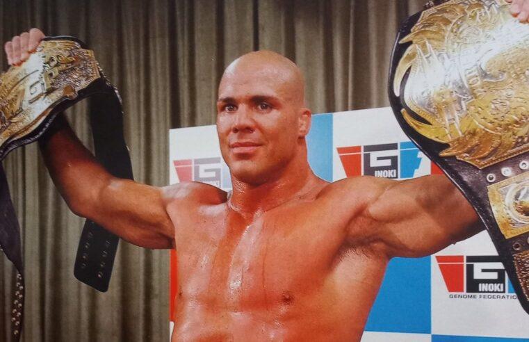 Os campeões mais relevantes da luta-livre